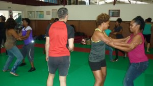 Eric Quequet anime le stage - Amazon Training Martiniique